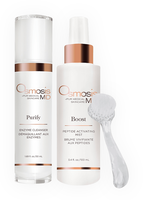 Hey Clear Complextion Kit  Osmosis Skincare